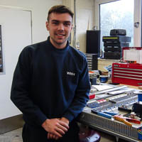 WMH Electrical Apprentice Appointed